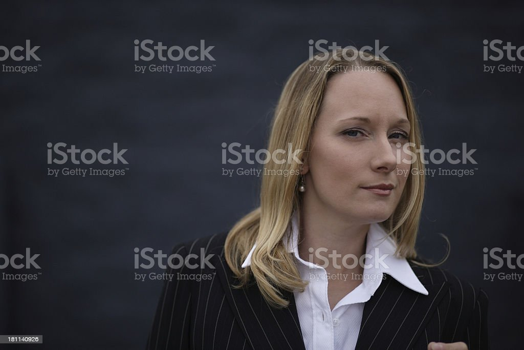 Corporate confidence 08 royalty-free stock photo