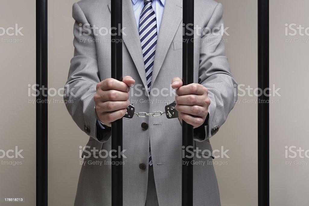 Corporate crime stock photo