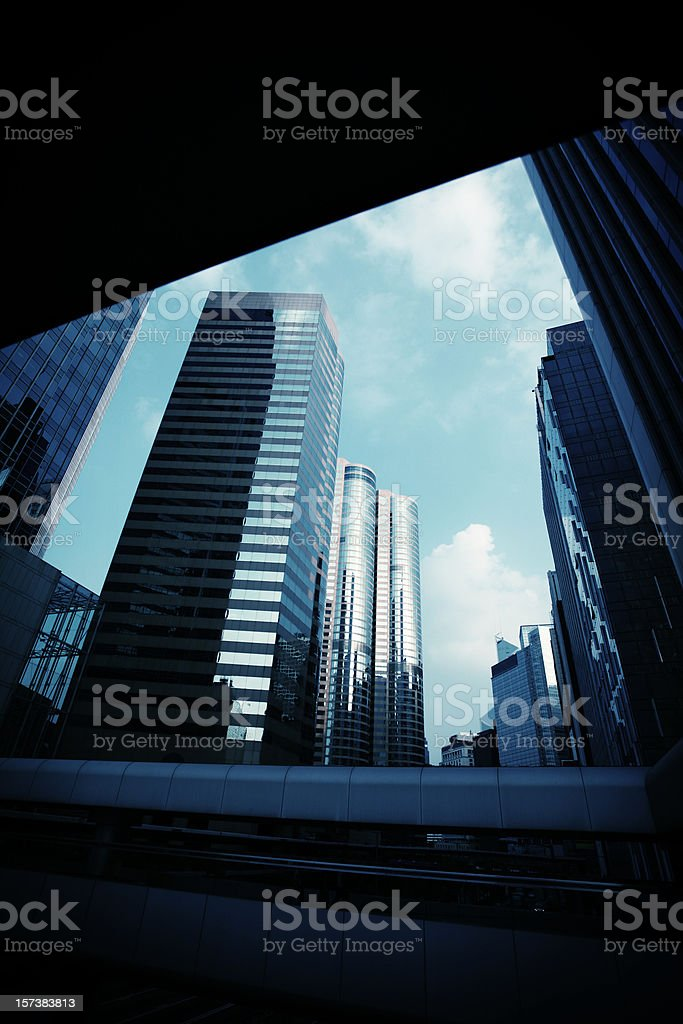 Corporate Dimensions royalty-free stock photo