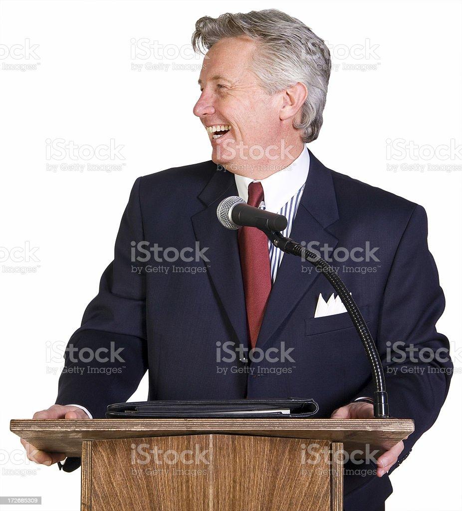 Corporate Executive royalty-free stock photo