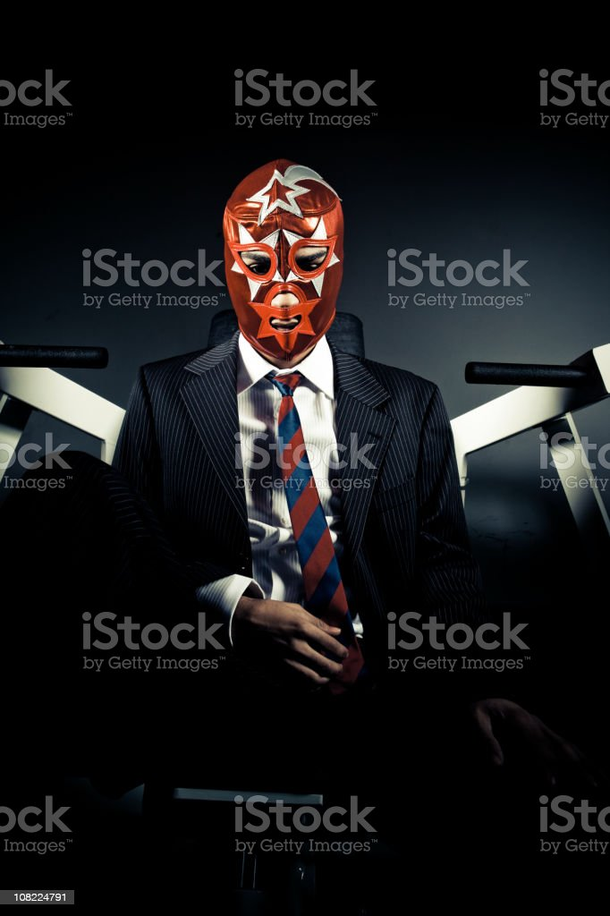 corporate figther stock photo