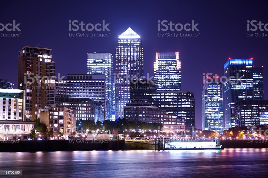 Corporate Finance stock photo