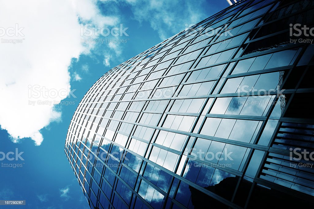 Corporate Grids royalty-free stock photo