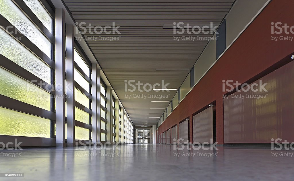 Corporate interior royalty-free stock photo