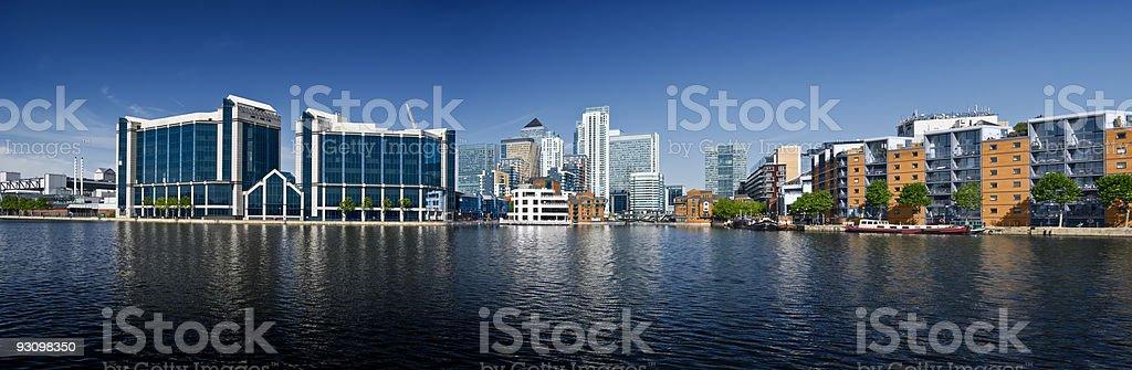 Corporate Office Buildings stock photo