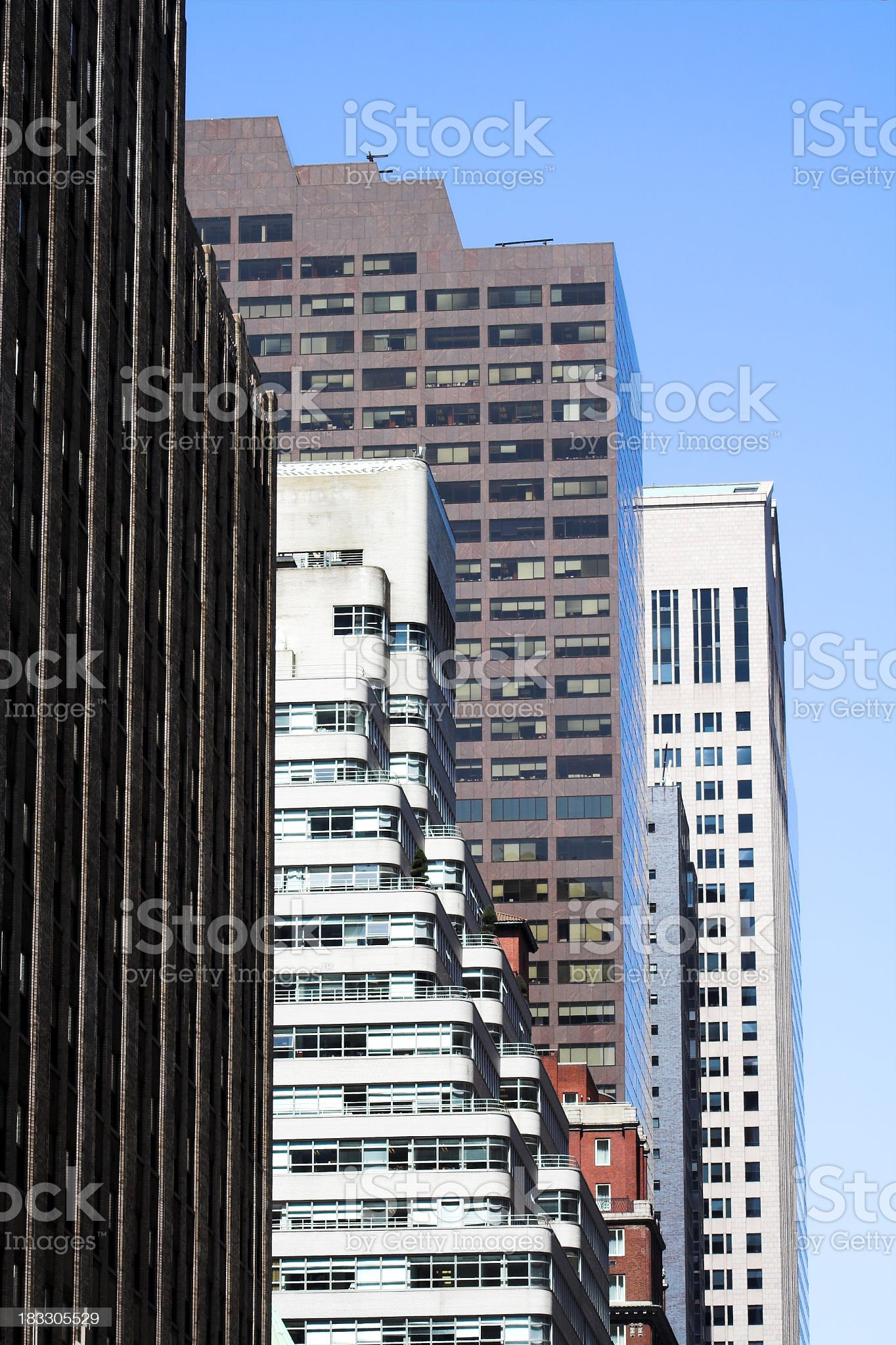 Corporate Offices royalty-free stock photo