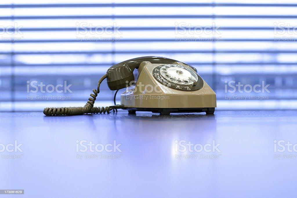 Corporate phone royalty-free stock photo