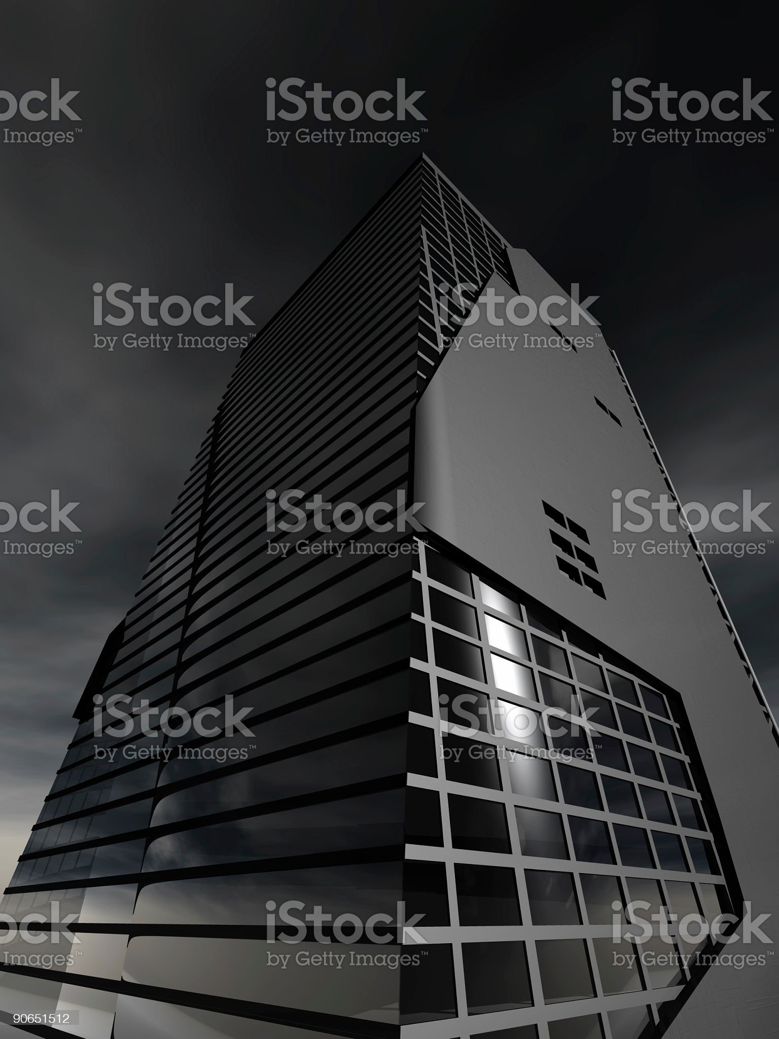 Corporate Sinister Version I royalty-free stock photo
