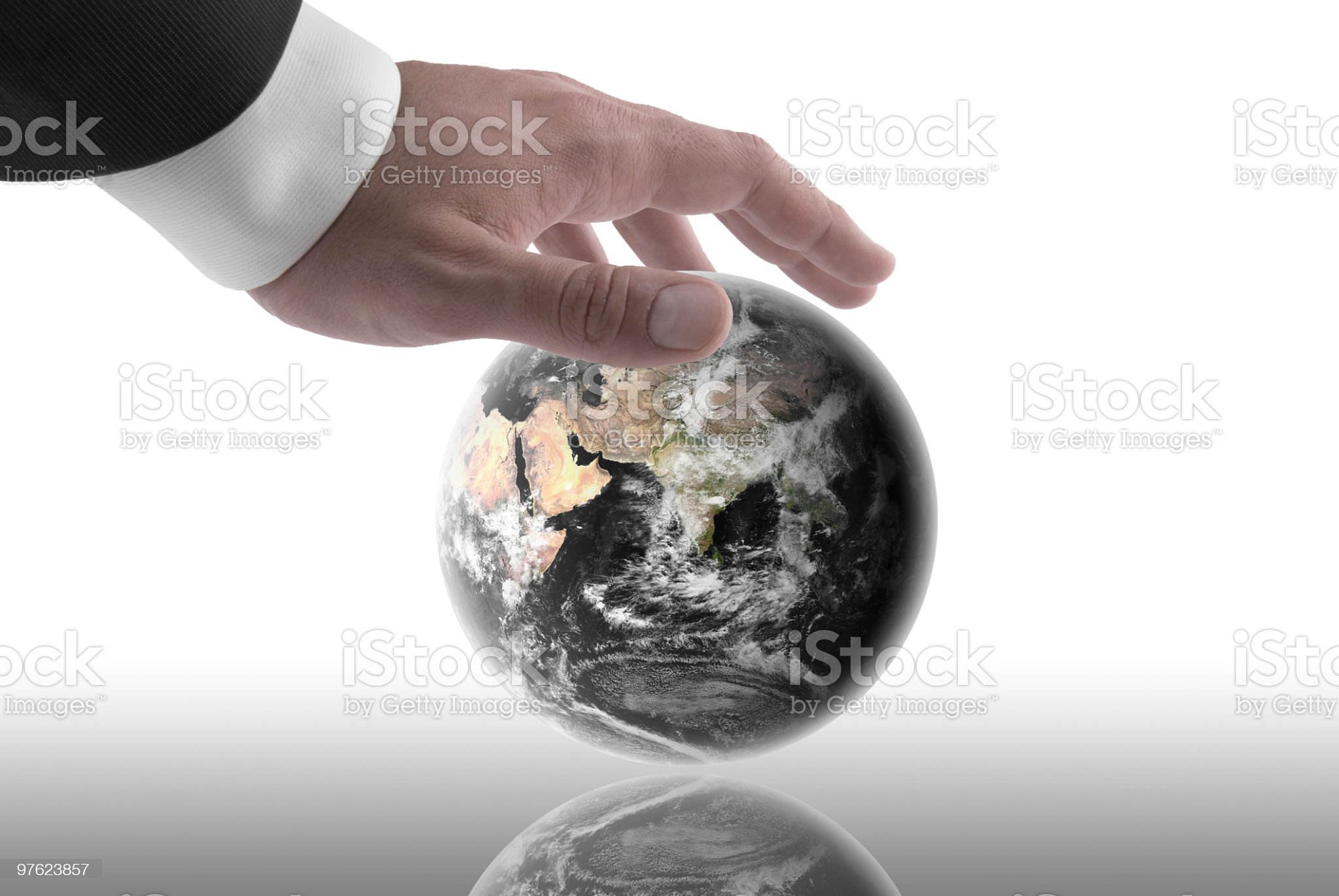 Corporate Social Responsibility royalty-free stock photo