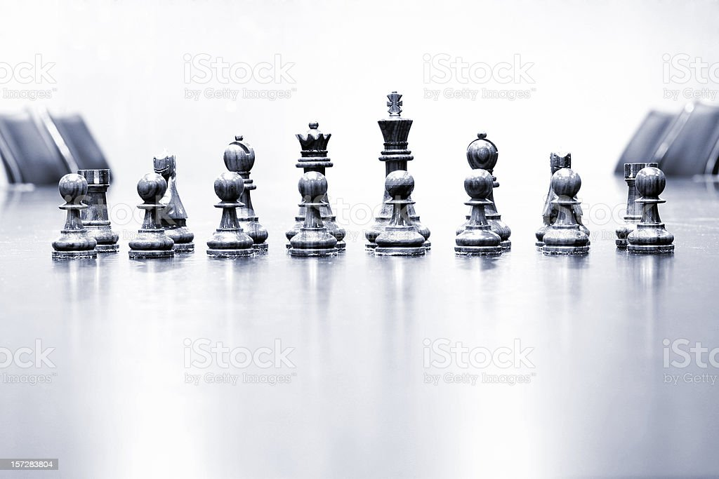 Corporate strategy 6 stock photo