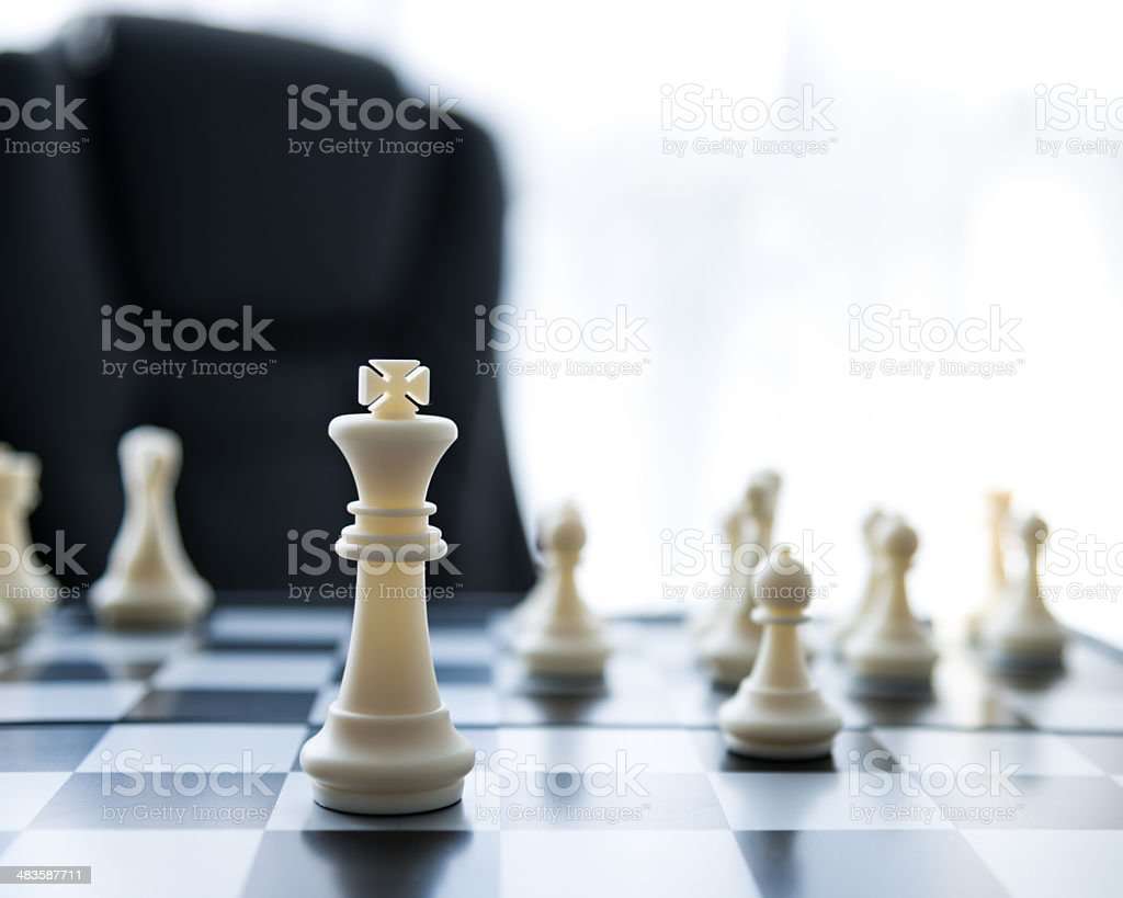 corporate stratergy stock photo