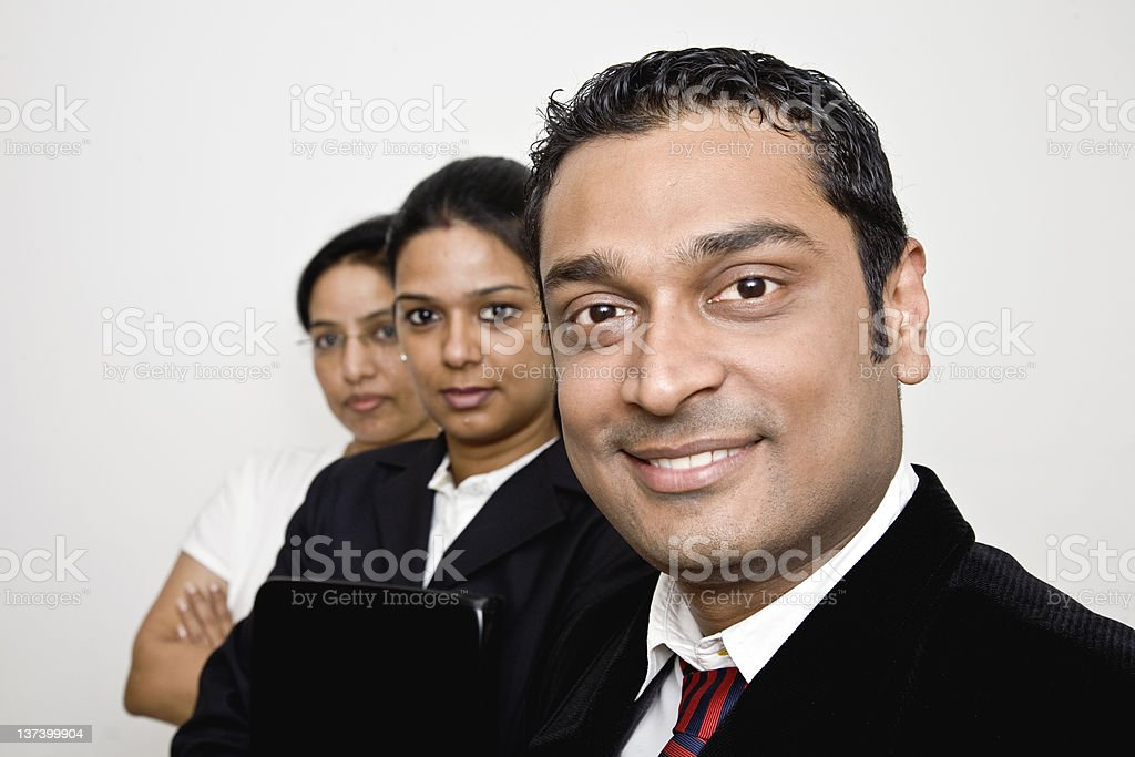 Corporate world stock photo