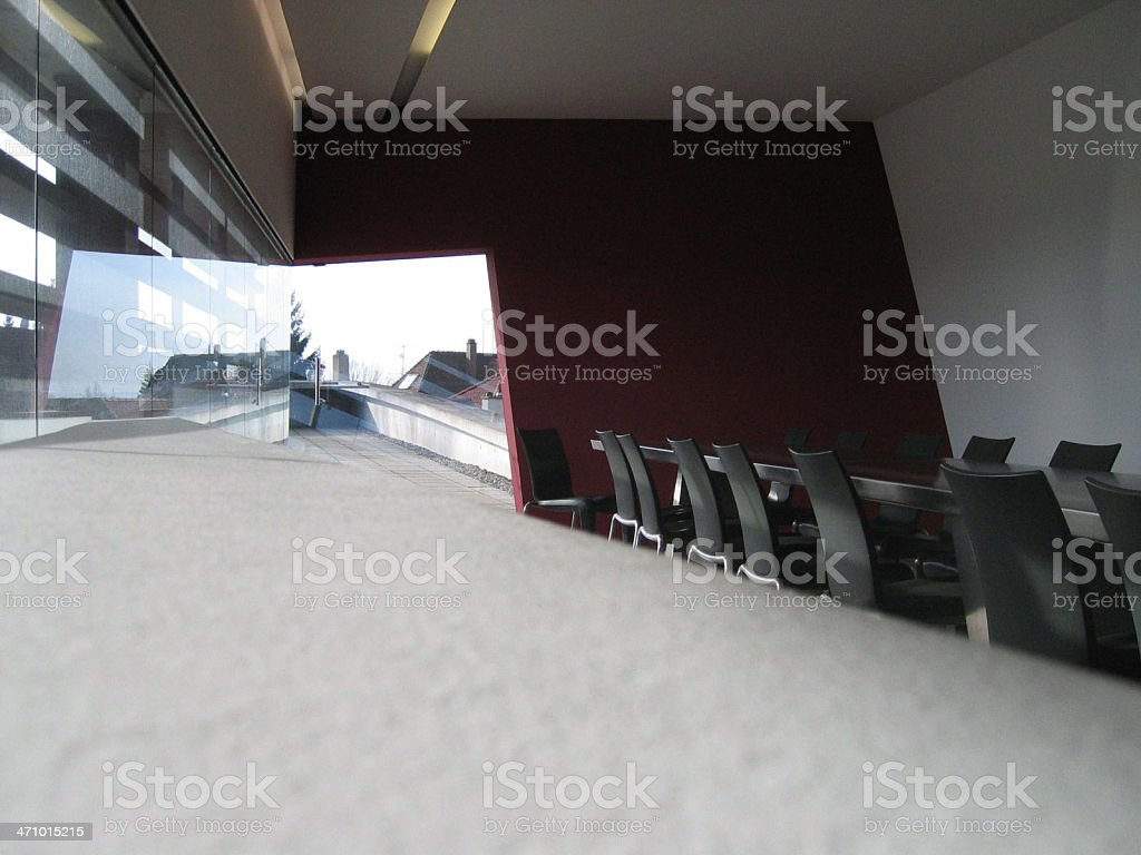 Corporate_Meeting_Room stock photo