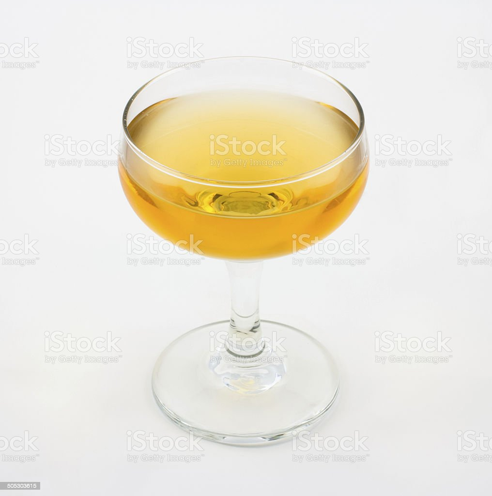 Corpse Reviver cocktail stock photo