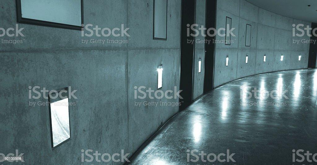 corridor2 royalty-free stock photo