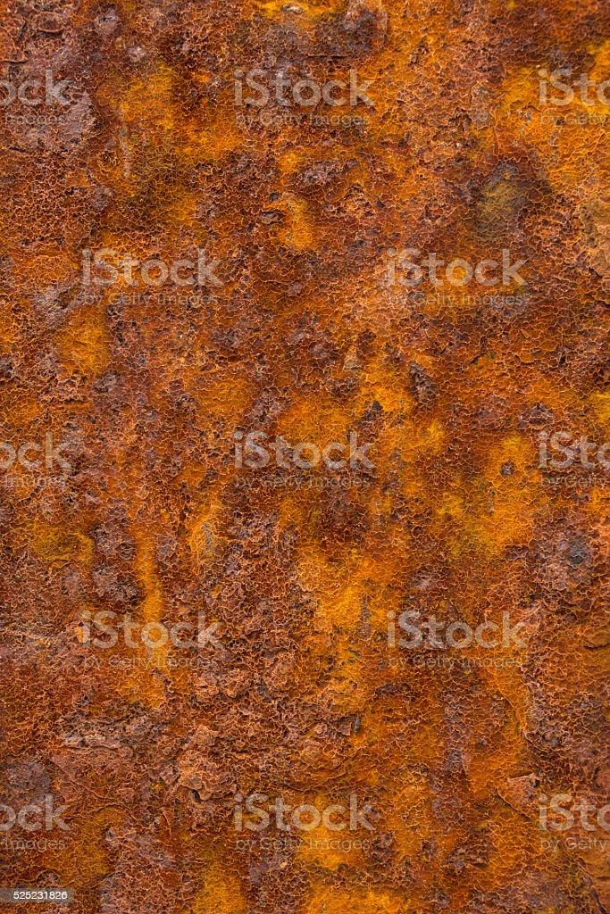 corroded iron stock photo