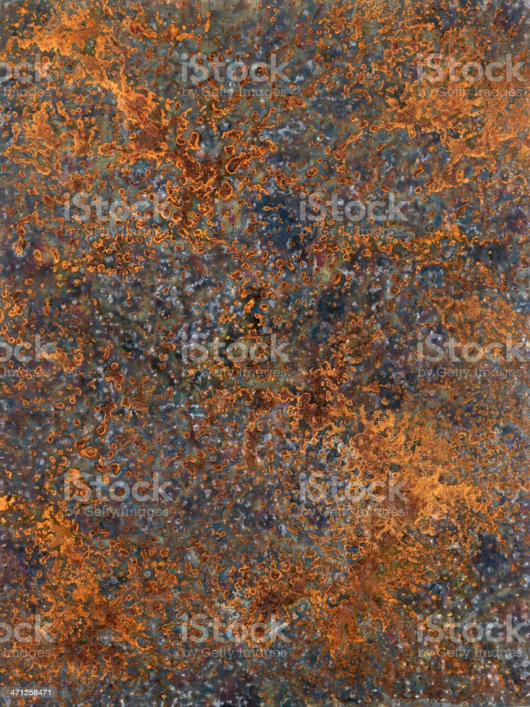 Corrosion royalty-free stock photo