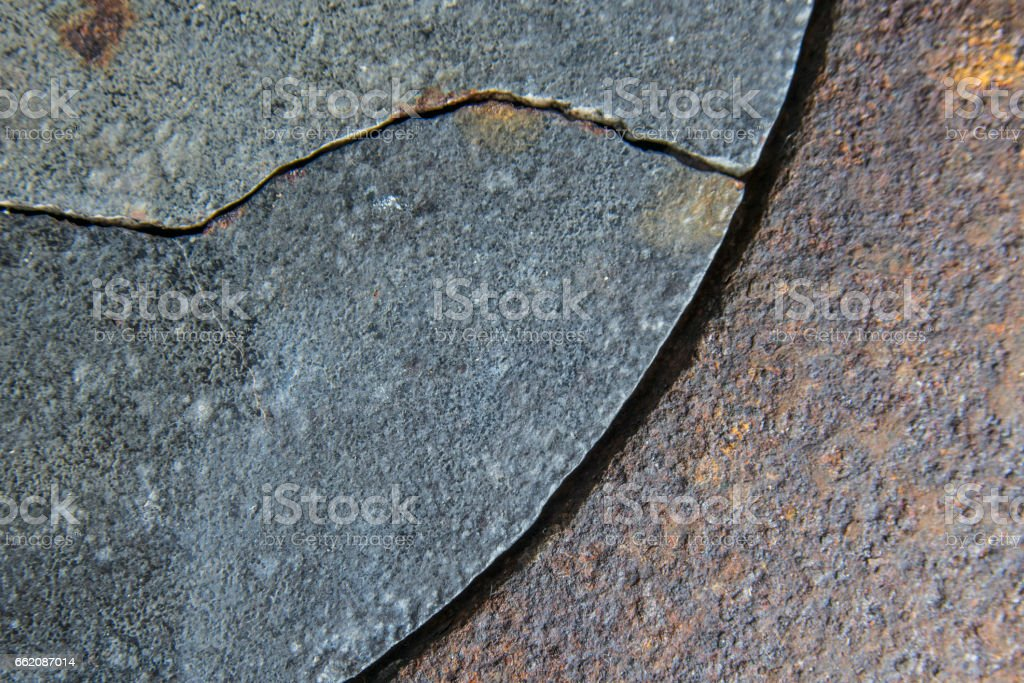 Corrosion stock photo