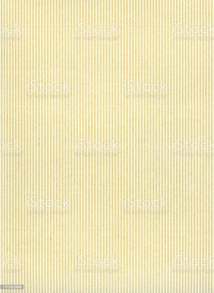 Corrugated background royalty-free stock photo