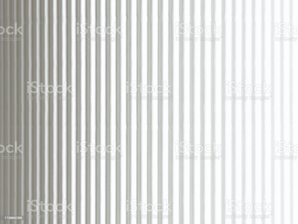 corrugated card royalty-free stock photo