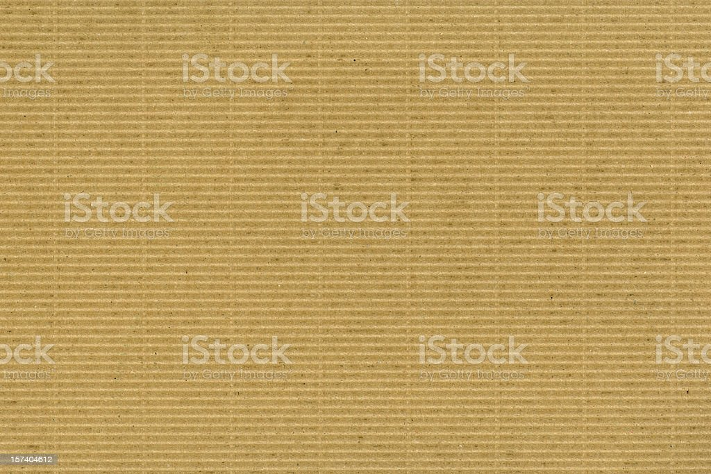 Corrugated Cardboard XXLarge royalty-free stock photo