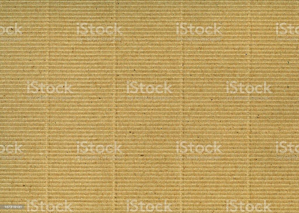 Corrugated cardboard  XXXL royalty-free stock photo