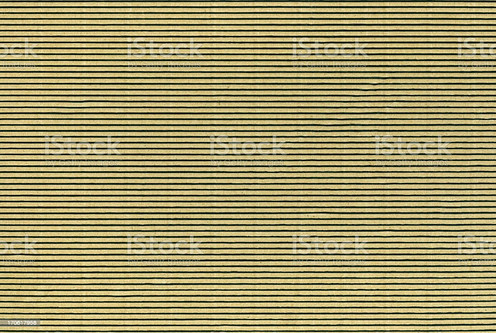 Corrugated cardboard  XXXL royalty-free stock photo