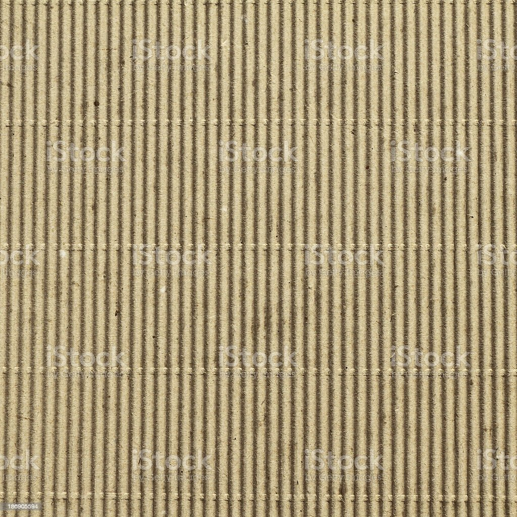 corrugated carton paper  as background royalty-free stock photo