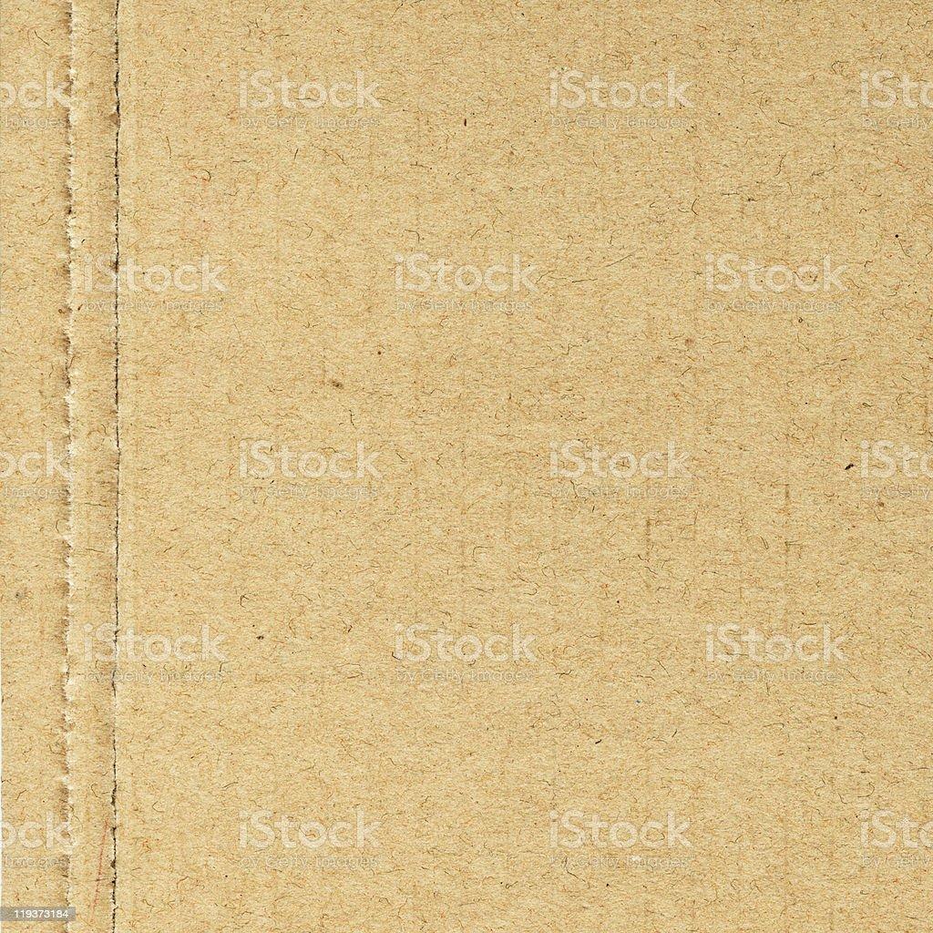 Corrugated royalty-free stock photo