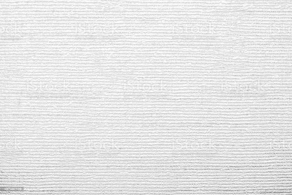 corrugated texture of white color with stamping stock photo