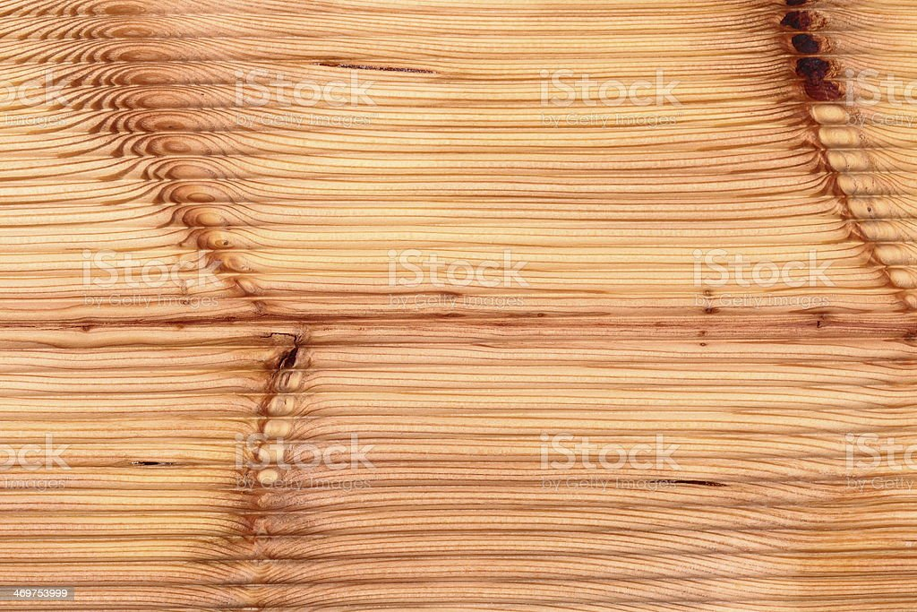 Corrugated Wood texture macro view stock photo