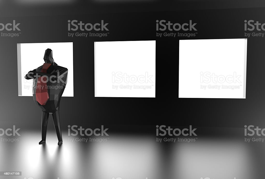 corrupt bussiness owner stock photo