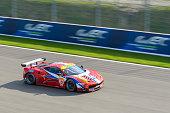 AF Corse Ferrari 458 GTE race car