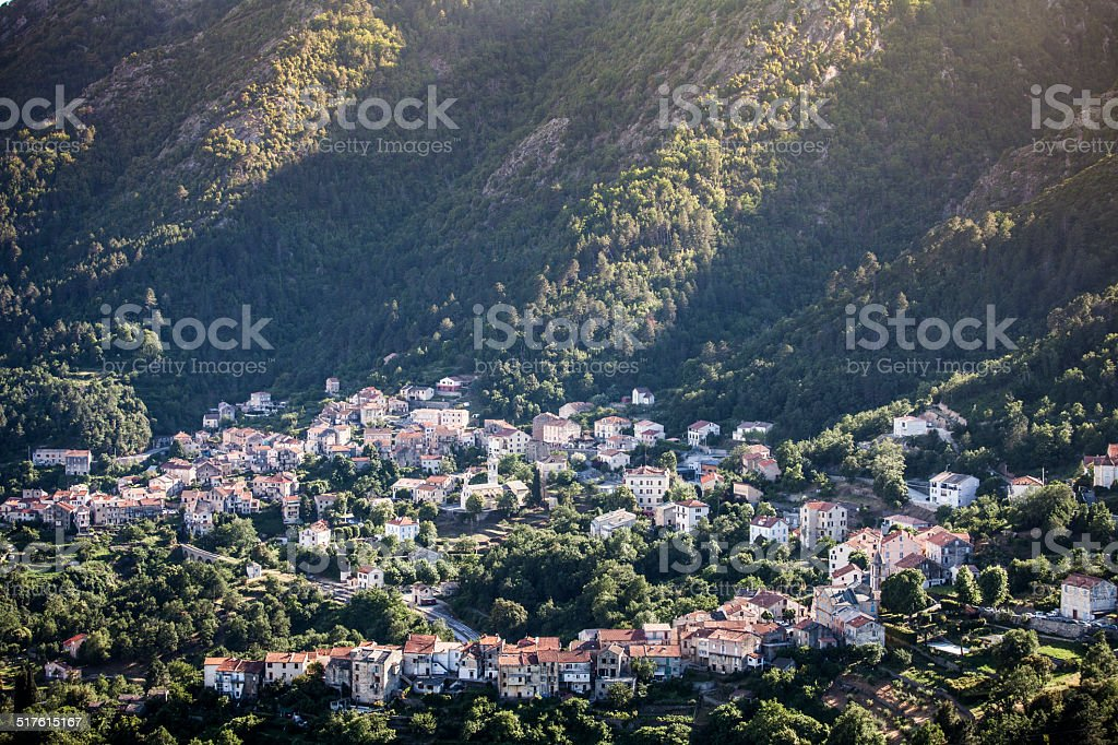 Corsica, France royalty-free stock photo