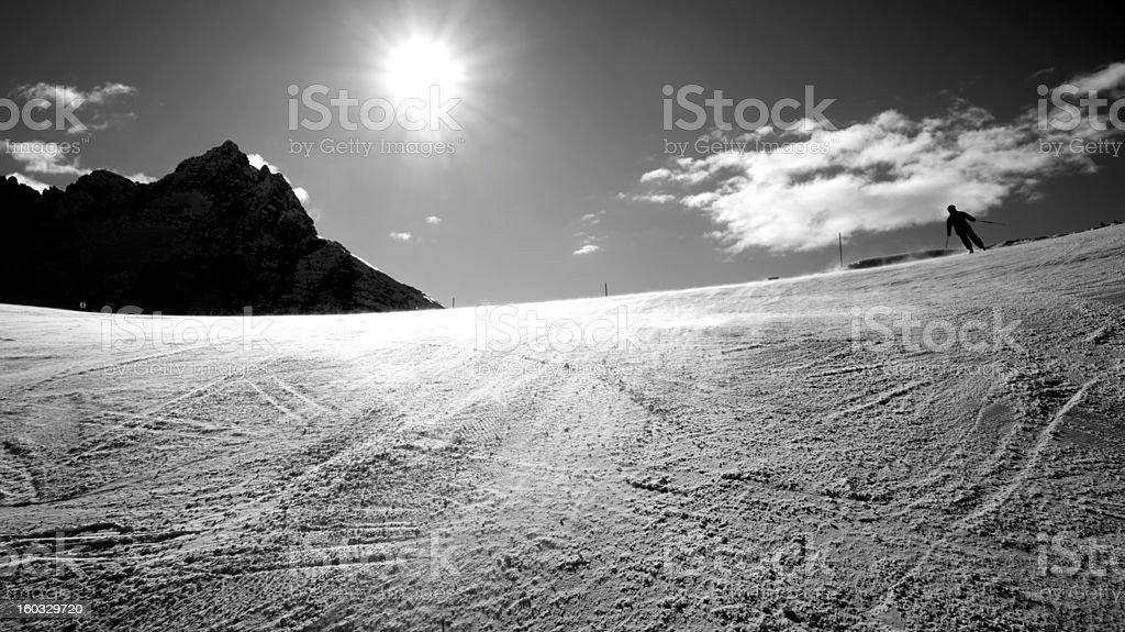 Cortina royalty-free stock photo