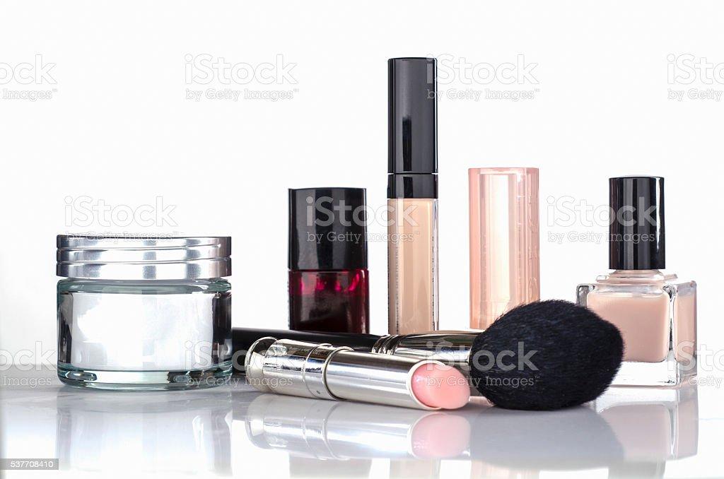 cosmetic 5 stock photo