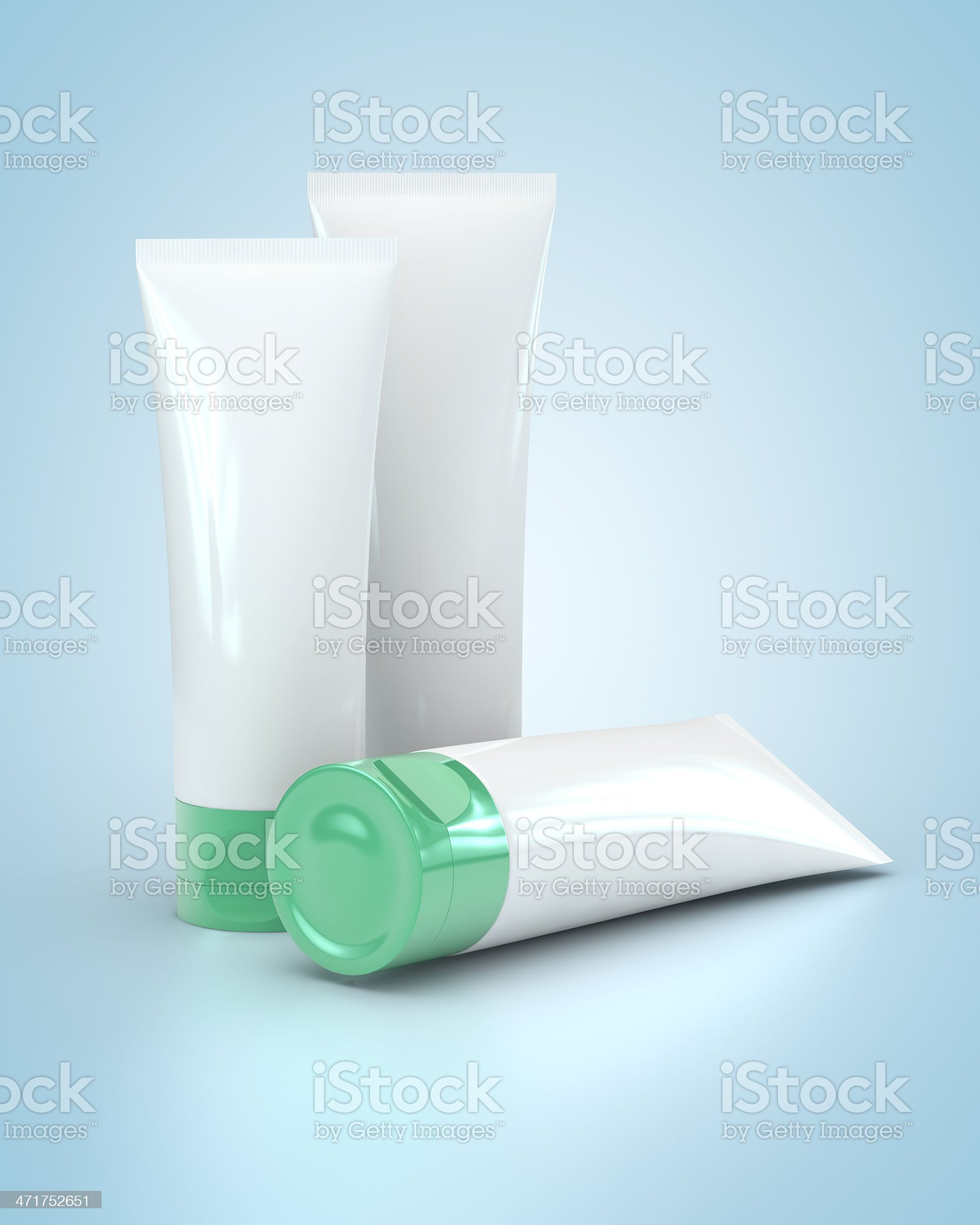 Cosmetic Packaging royalty-free stock photo