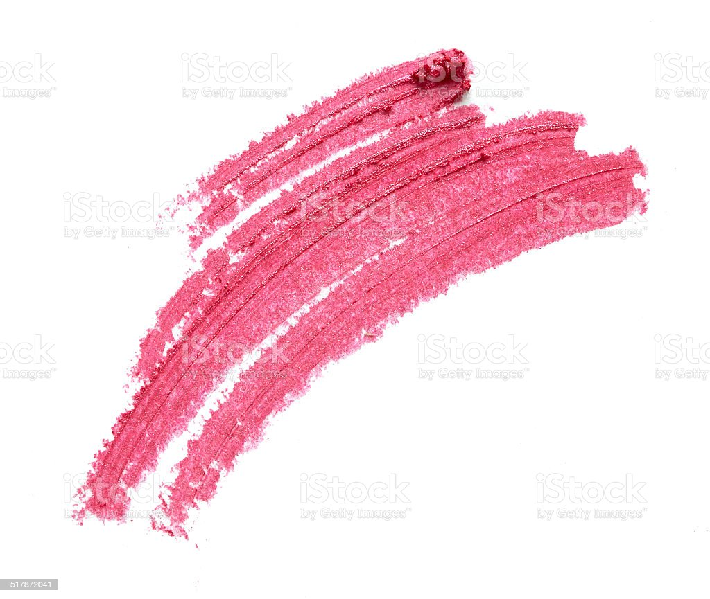 Cosmetic pencil stock photo