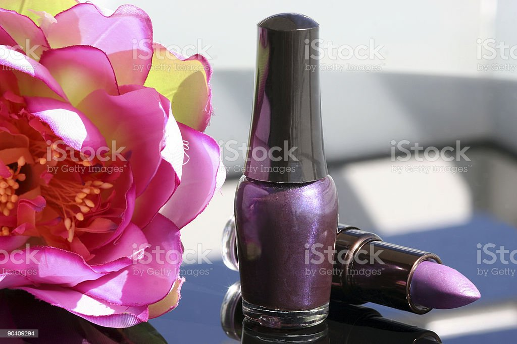 cosmetic royalty-free stock photo