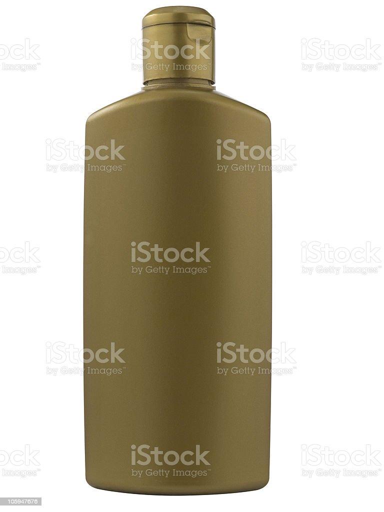Cosméticos botella. foto de stock libre de derechos