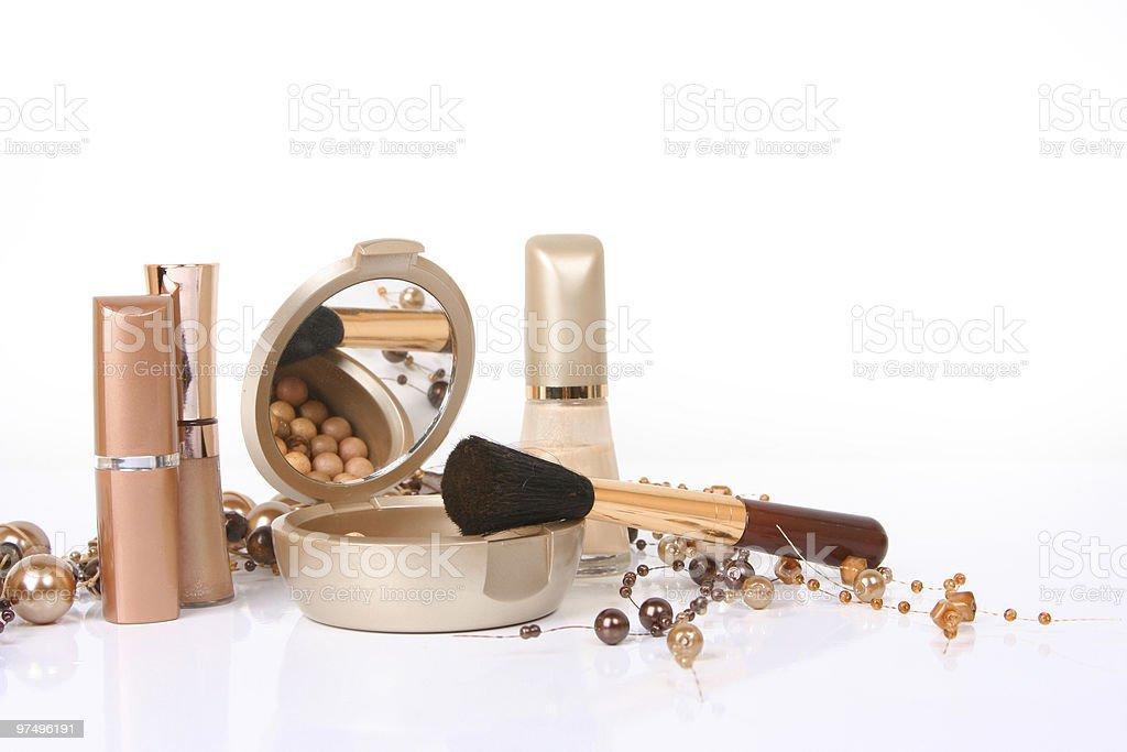 cosmetics isolated royalty-free stock photo