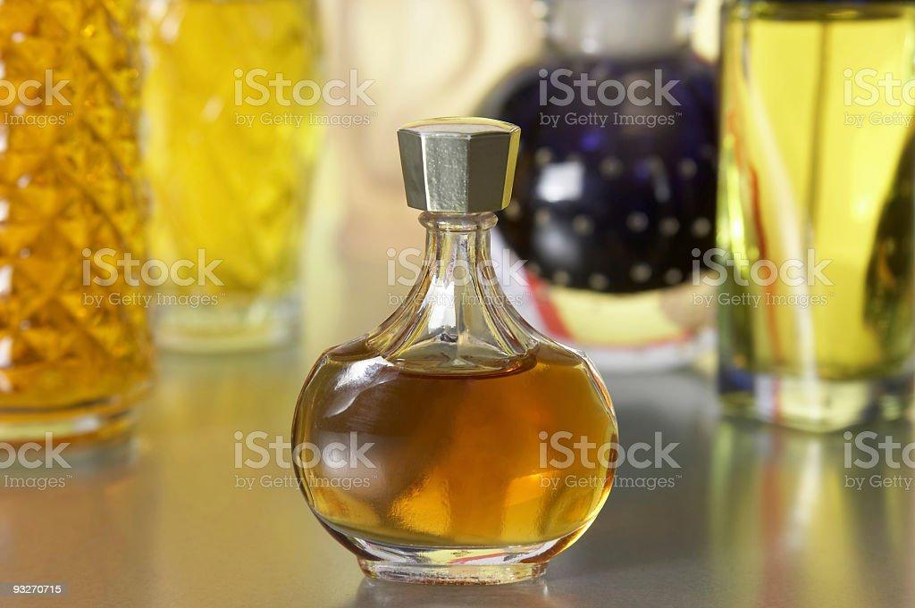 Cosmetics - Perfume royalty-free stock photo
