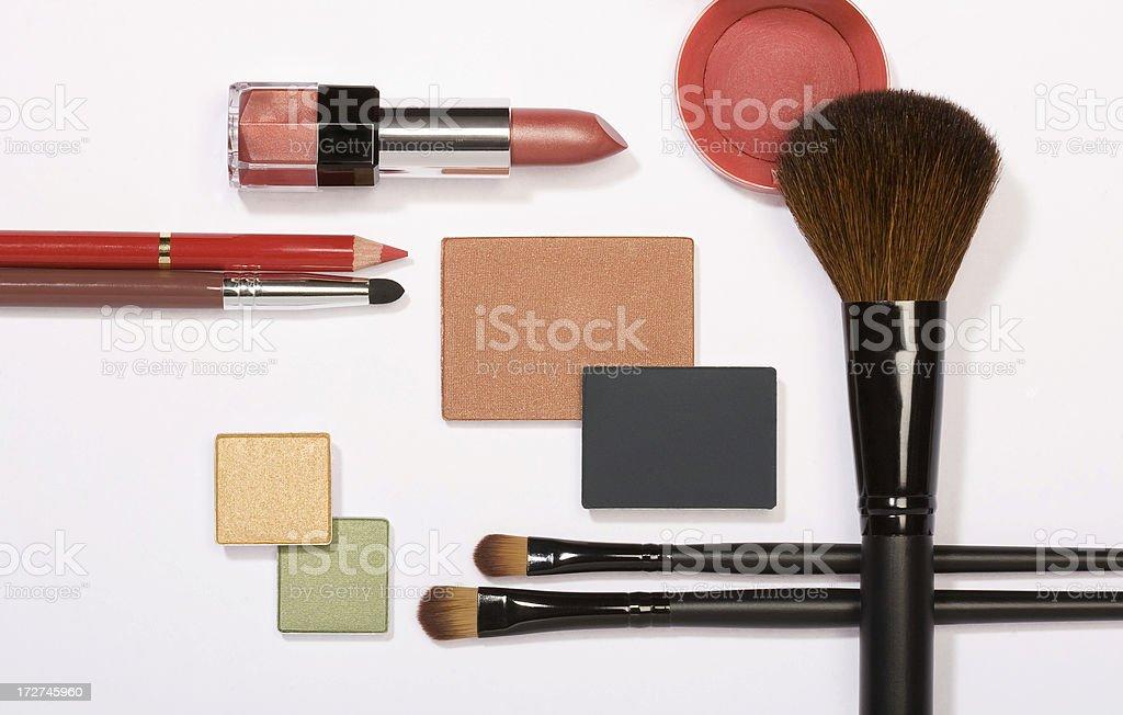 Cosmetics-2 royalty-free stock photo