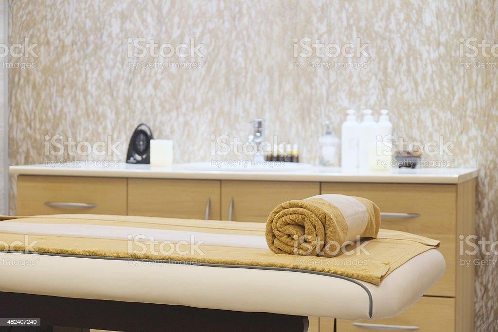 cosmetology office stock photo