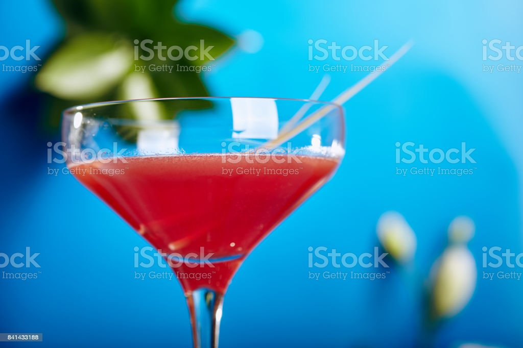Cosmopolitan Cocktail stock photo