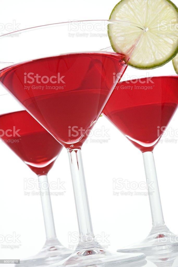 Многонациональный мартини Стоковые фото Стоковая фотография