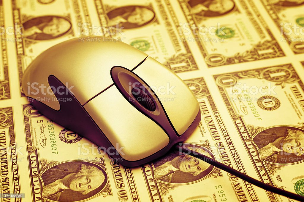 Cost of Computing royalty-free stock photo