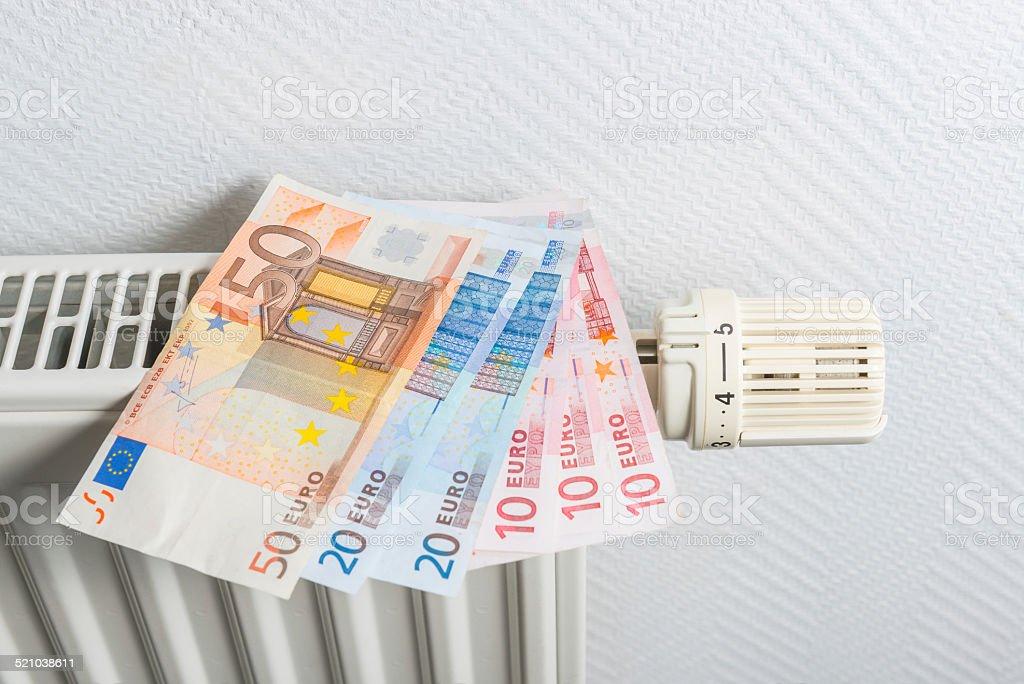 cost of energy stock photo