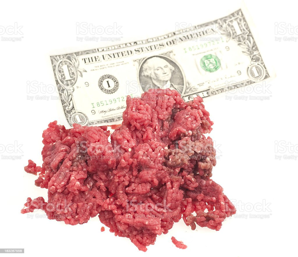 cost of mincemeat royalty-free stock photo