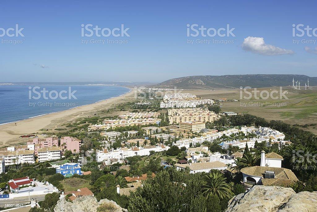 Costa de la Luz/ Andalusia, Spain royalty-free stock photo
